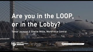 Are you in the LOOP, or in the Lobby?