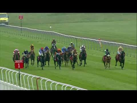 Abushamah, Winning at Redcar 29th May 2018