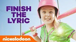 Are You a JoJo Siwa 'High Top Shoes' Song Expert? | Finish the Lyrics Challenge | #NickStarsIRL