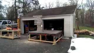 Tiki Kev - Time for a new Deck - Tiki Bar & Tiki hut