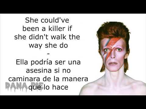 David Bowie - Scary Monsters and Super Creeps - Subtitulado y Letra