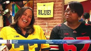 Wayne grads share special bond despite split on Ohio State-Michigan rivalry
