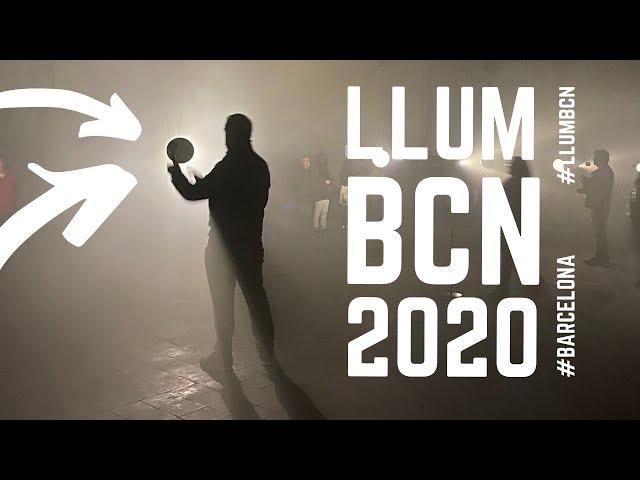 Llum Barcelona 2020 | Festival de las Artes Lumínicas