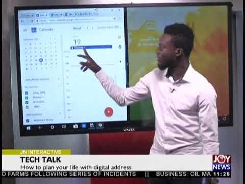 Tech Talk - JoyNews Interactive (19-9-18)