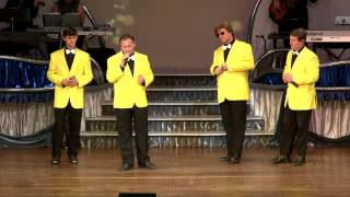 24K Gold Music Shows - Sinner Saved By Grace - 3 Generation Quartet