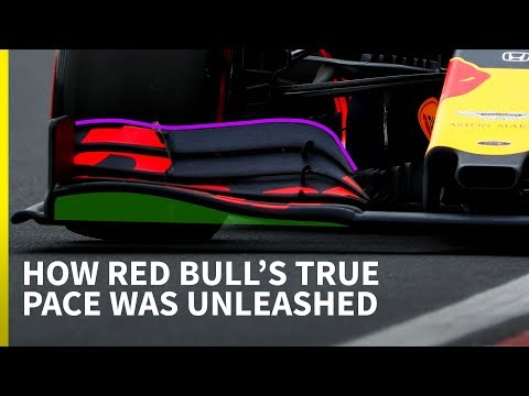 The tiny tech change that transformed Red Bull's F1 season