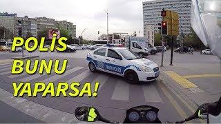 Polis Bunu Yaparsa | Sıfır Çizip Lastik yakma | Araba Yanıyor | Trafik Günlüğü 16