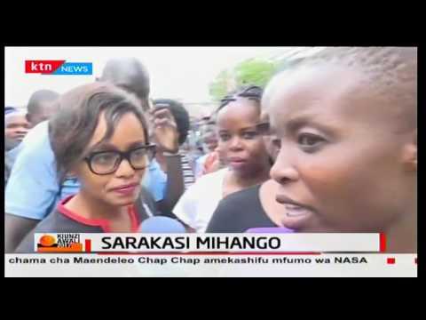 Mbiu ya KTN Taarifa Kamili Matatizo ya mchujo - 30/04/2017