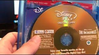 "Disney's ""Digital Copy""; digital movie codes done right."