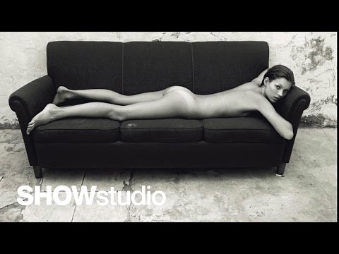 Kate Moss interviewed by Nick Knight about being shot by Mario Sorrenti for Calvin Klein: Subjective
