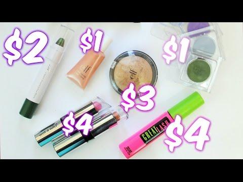 Best CHEAP Makeup: Products Under $5!