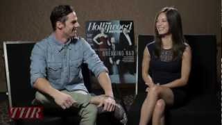 Kristin Kreuk And Jay Ryan On Beauty And The Beast