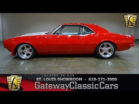 Video of Classic 1968 Chevrolet Camaro - MZE5