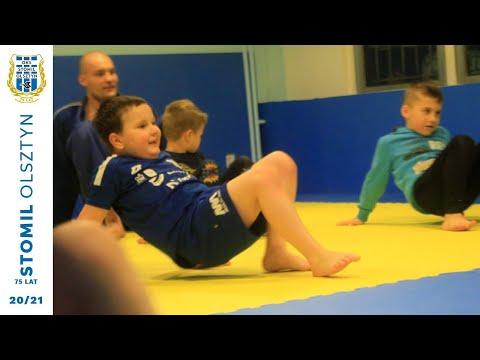 Ruszyły zajęcia w salce judo na stadionie