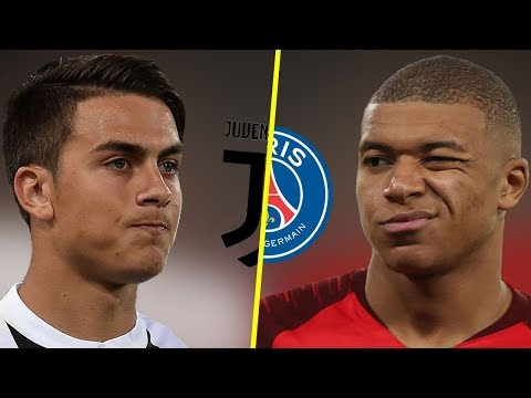 Paulo Dybala VS Kylian Mbappe - Who Could Be The Next Ballon d'Or? - 2018