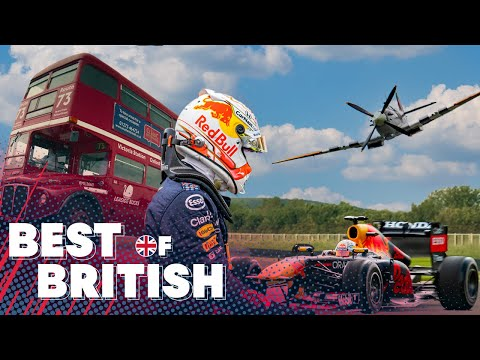 Can F1 Red Bull Racing Beat the Best of British?