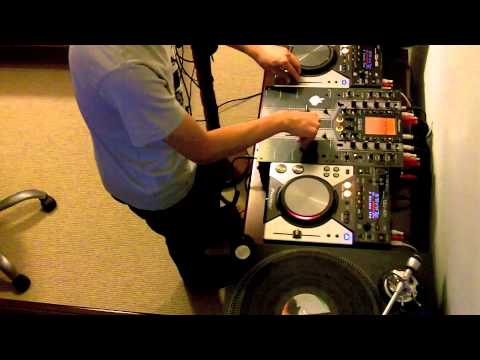 DJ Ravine's will it blend? Electro Hardstyle Dubstep Hardcore mix