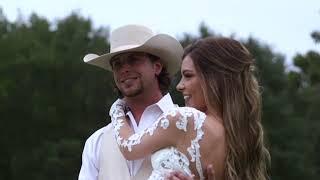 Travis & Taylor's East Texas Wedding