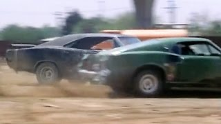 '69 Mustang GT/'68 Charger in Cannonball
