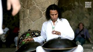 The Sound Of Silence With Hang Drum [HD]
