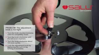 Стул для хирурга SALLI Expert от компании ErgoLife - видео 1
