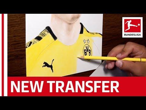 Borussia Dortmund Sign Germany's Number 10
