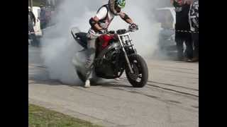 preview picture of video 'Komárom Motoros Találkozó 2013'