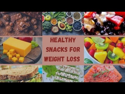 Healthy Snacks for weight loss. How can you lose weight without giving up on your favourite snacks?