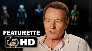 """SUPERMANSION Official Featurette """"Behind the Scenes with Bryan Cranston"""" (HD) Crackle Series"""