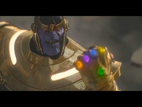 Dr Strange Vs Thanos : Marvel Future Fight Trailer.