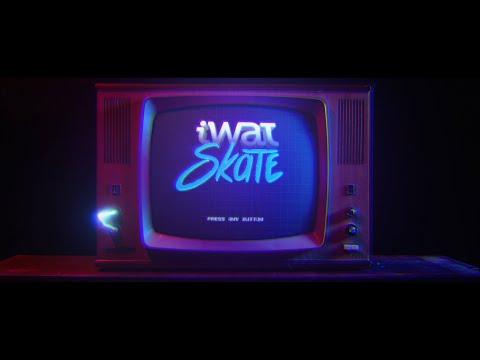 Monopatín eléctrico Skate iLong iCruiser IWat Motion