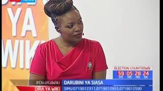 Eneo ya Kisii na Nyamira zimefaidika pakubwa na kampeni za rais Uhuru Kenyatta: Dira ya Wiki pt 2
