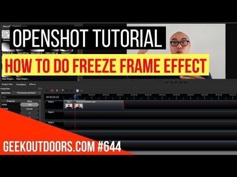 OpenShot Video Editing Beginner Tutorial - Naijafy