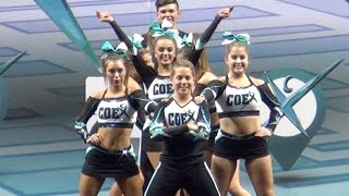 Cheer Extreme COEX Showcase 2016