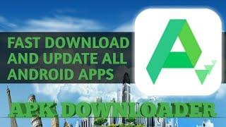 Gambar cover ApkPure Apk Downloader