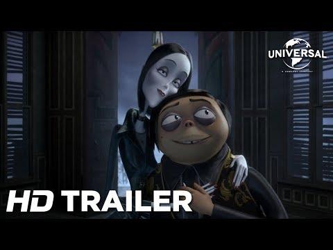 La familia Addams trailer