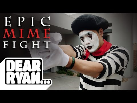 Download Epic Mime Fight! (Dear Ryan) HD Mp4 3GP Video and MP3