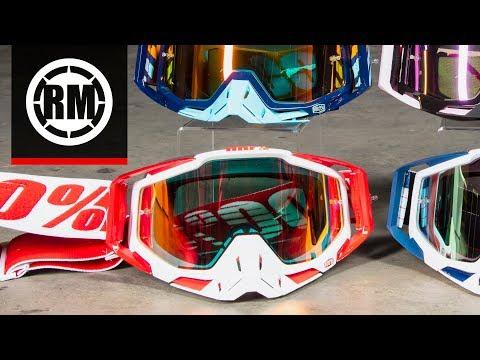 100% Racecraft Motocross Goggle
