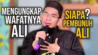 Video WAJIB NONTON‼️ Beginilah Kisah KEMATIAN Ali bin Abi Thalib - Ustadz Adi Hidayat LC MA MP3, 3GP, MP4, WEBM, AVI, FLV September 2019