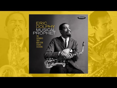 Eric Dolphy - Musical Prophet: The Expanded 1963 New York Studio Sessions (The Story) online metal music video by ERIC DOLPHY