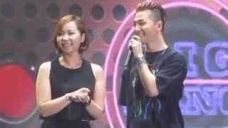16.9.10 BigBang MADE Fanmeet In Taipei..introducing Their 4 Fans