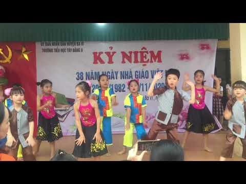 Khối 2 - Giao lưu văn nghệ chào mừng ngày Nhà giáo Việt Nam 20-11