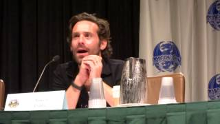Dragon*Con 2012 Day 4 - Jamie Discusses His Fave BSG Role, EJO & Celeb He Admires
