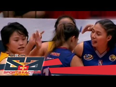 The Score: NCAA 92 Women's Volleyball Finals