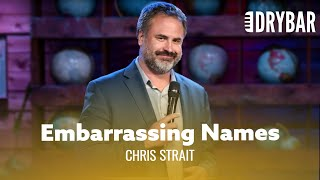These Sibling's Initials Are Embarrassing. Chris Strait - Full Special