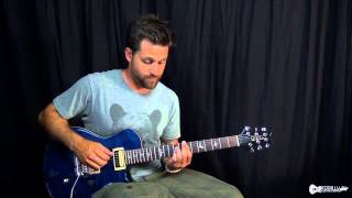 Chet Atkins-Style Backing Track Lesson