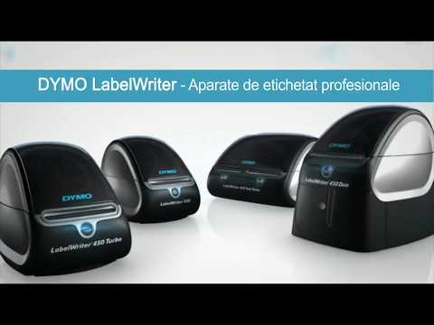 DYMO LabelWriter 450 Duo, thermal label printer S0838920 S0838960