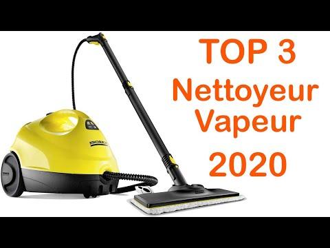 TOP 3 : Meilleur Nettoyeur Vapeur 2020