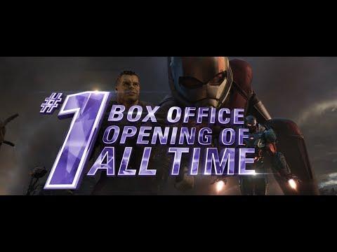 Marvel Studios' Avengers: Endgame | Rolling Stone #1 Movie TV Spot (видео)
