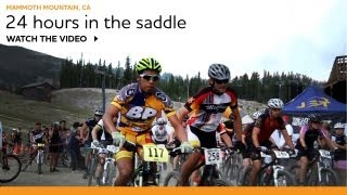 24-hour Endurance Bike Race Mountain Bike Race in Mammoth Lakes